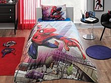 кпб tac disney spiderman action 1,5 спальное