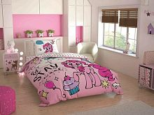 кпб tac disney my little pony sweet dreams 1,5 спальное